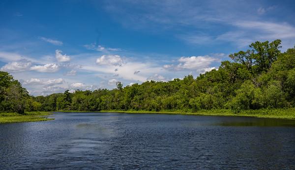 St Johns River-Blue Creek-Lake George, FL - 2021