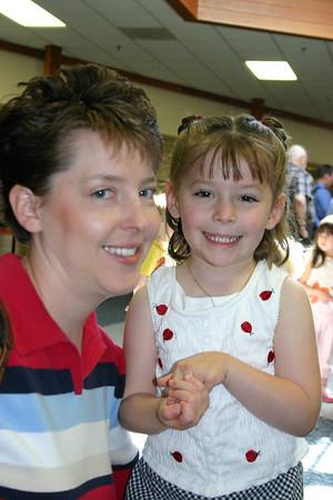 2005 May Carrie PreSchool Music Program