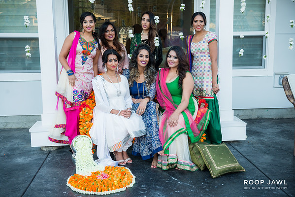Deepak's Ladies Sangeet