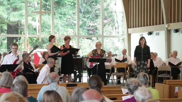 Music Sunday - June 2011