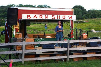 Barn Show  8/9/14