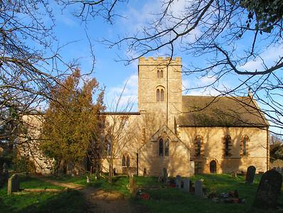 St Peter, Church of England, Bainton Road, Bucknell, OX27 7LS