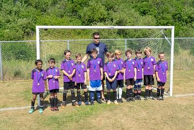 Eastern Passage Boys U10 Community Soccer by the Sea 2019