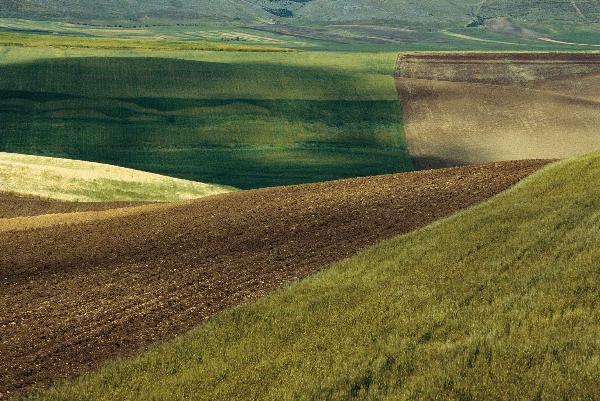 Famous Landscape Photographers - Franco Fontana