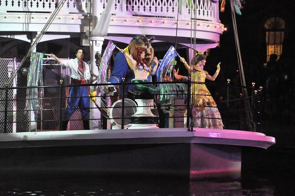 Disneyland June 14 2009