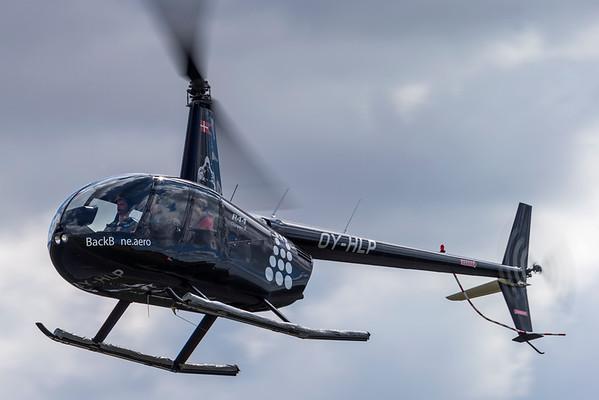 OY-HLP - Robinson R44 Clipper II