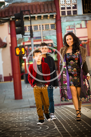 Teresa Yeates family