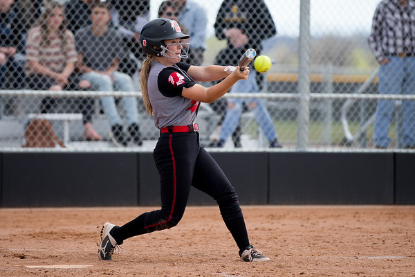 Softball: Uintah vs. Union May 1, 2019