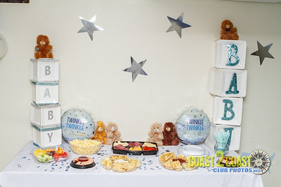 Tiffany & Willie's Baby Shower