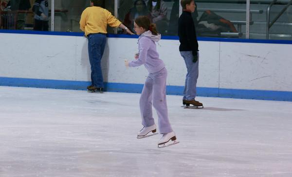 Skating Practice