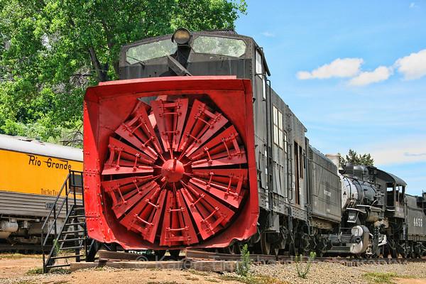 Historic Trains Colorado Railroad Museum
