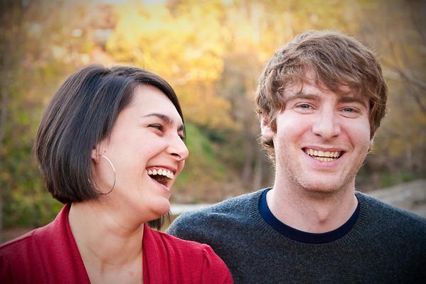 Lori & Trey