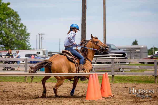 16. Keyhole - Pony, Sr. Rider