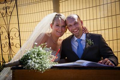 Liza and Sam - Wedding