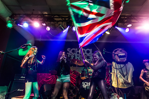 School of Rock Main Line - Iron Maiden - May 1st, 2015