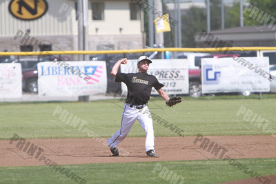NHS vs JHS Baseball 2011