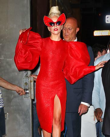 2011-09-12 - Lady Gaga