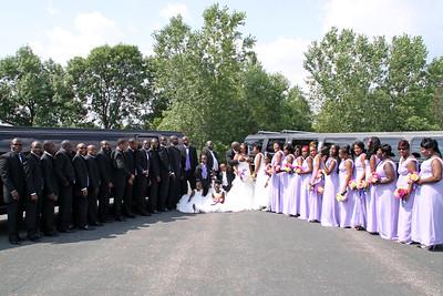 Bill  and Miatta Dokie's Wedding - Minnesota