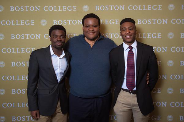 2019 Boston College Scholarship Dinner