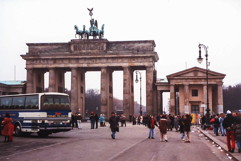 Brandenburg Gate, Berlin, 1995
