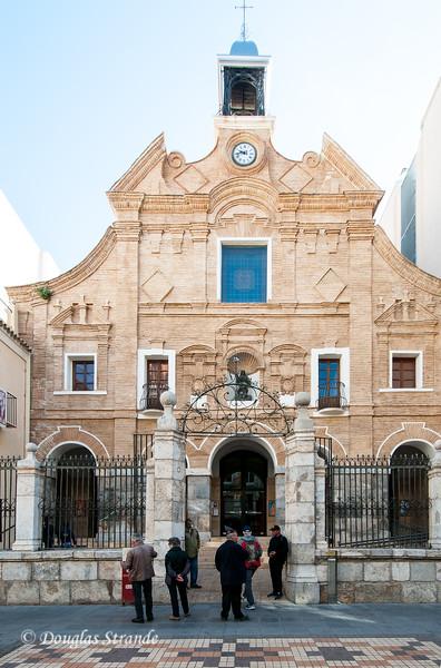 Cartagena, Spain - Santo Domingo Church