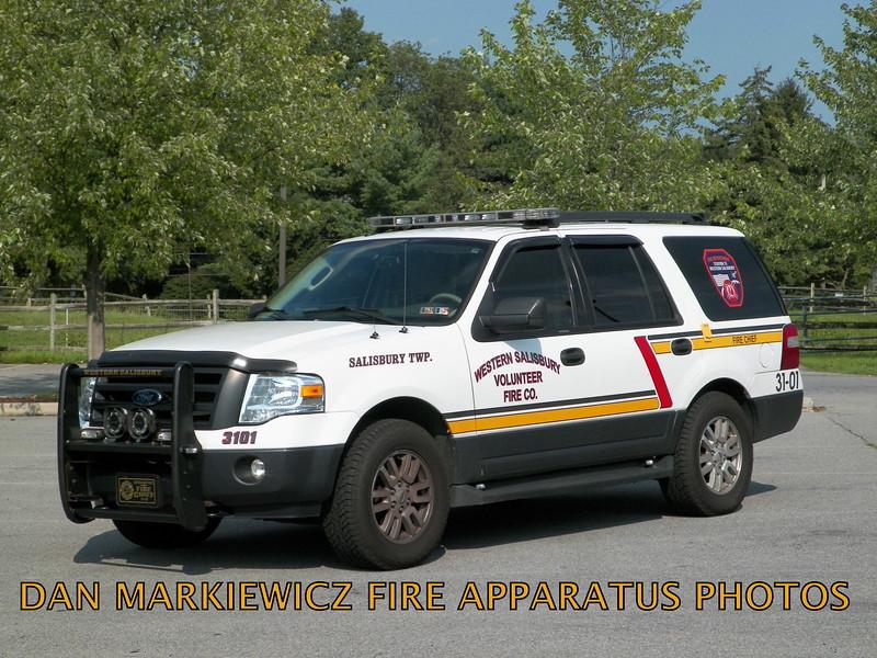WESTERN SALISBURY FIRE CO.