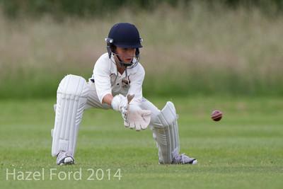 Norfolk vs Notts U11s June 2014