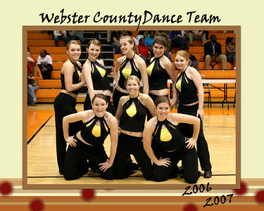 """Webster County Dance """"Team"""" Pictures"""