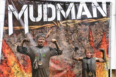 Mudman 2014