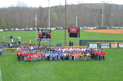 Ringwood Little League Opening Day