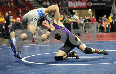 Class 1A 1st Round and 1st Round Consolations