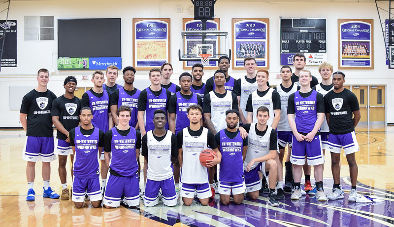 UW-W Basketball 2019-20