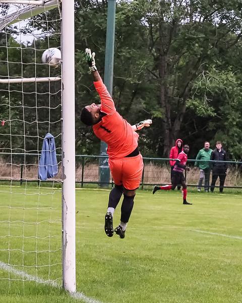 PSF Bewdley Town 1 AFC Wulfrunians 1 25.08.2020
