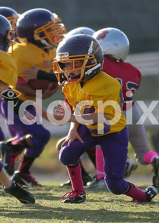 Corinth Holders Youth Football 2014