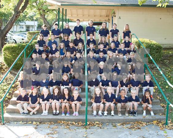 KCS 2012 Support Staff & All School