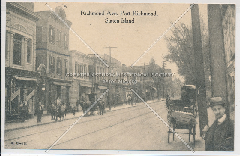 Richmond Avenue, Port Richmond