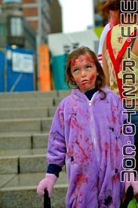 Les enfants zombies