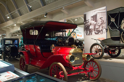 MI, Henry Ford Museum