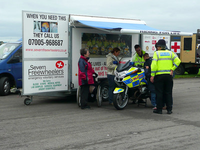 Emergency Services Show September 2008