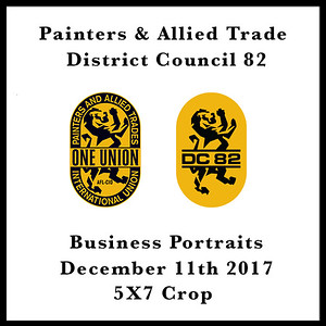 Painters & Allied Trades 82 5X7 Crop