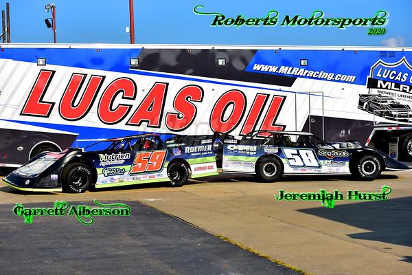 2020 Lucas Oil MLRA, Ron Jenkins Memorial