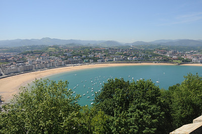 San Sebastian - June 2008