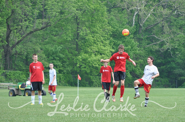 CDC HS Coed Soccer 5/18/13