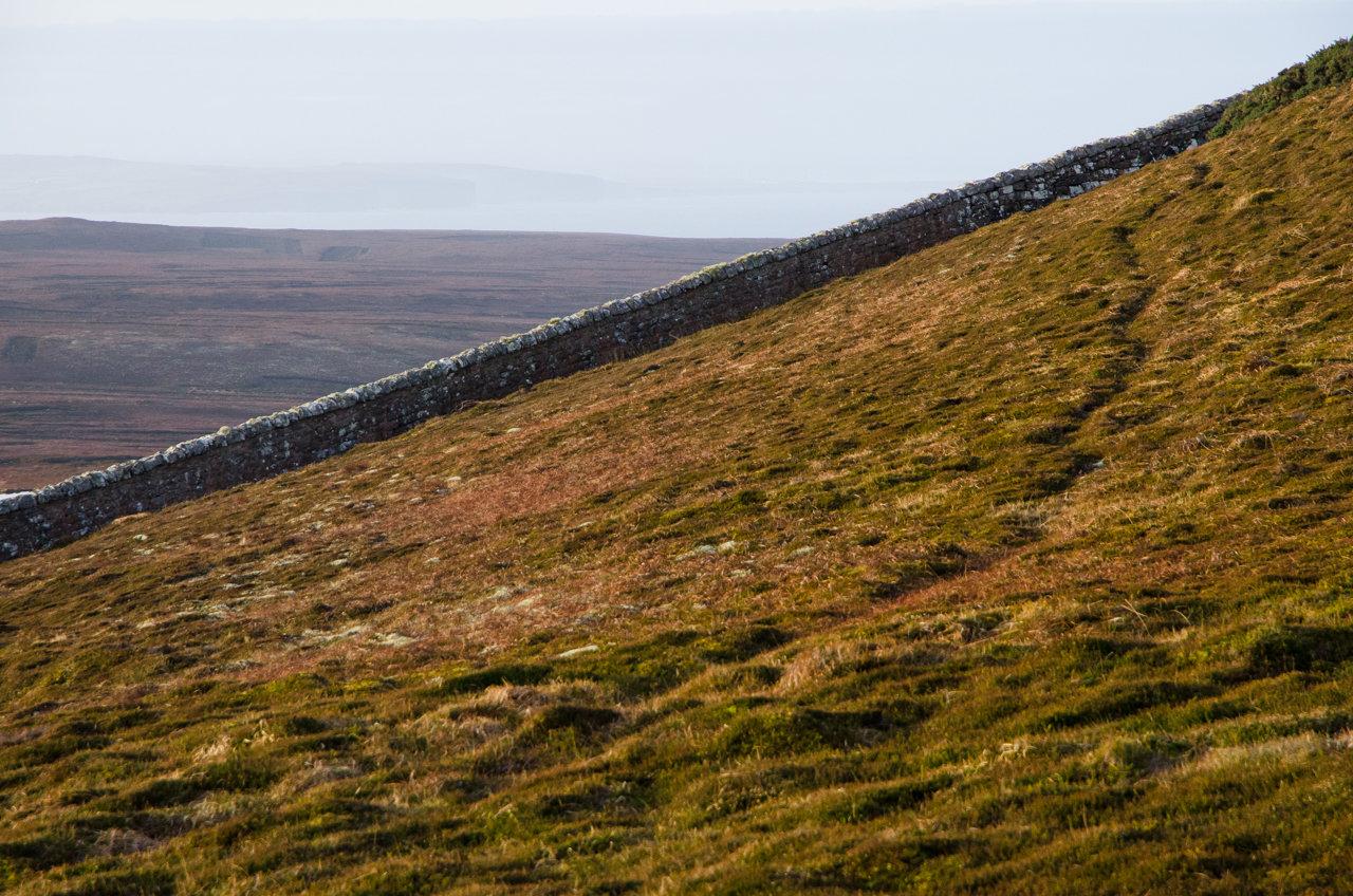 NC500 - Caithness - Dunnet Head countryside