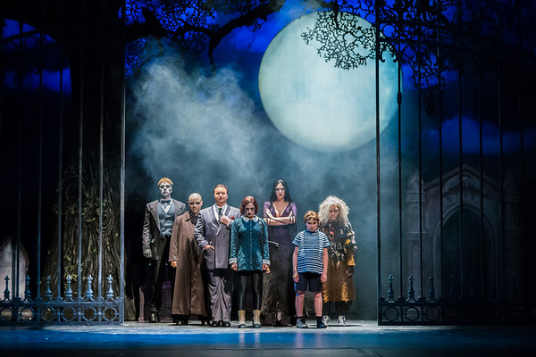 2015.The Addams Family