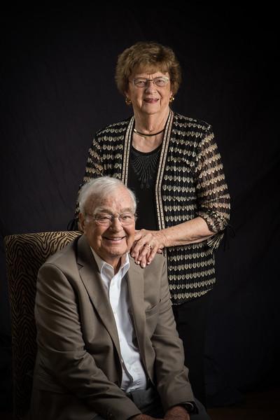 Warren and Fran