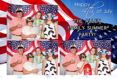 Allen Summer Party