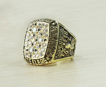 1978 Pittsburgh Steeles super bowl XIII championship rings ring