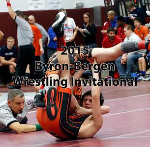 2015 Byron-Bergen Wrestling Invitational