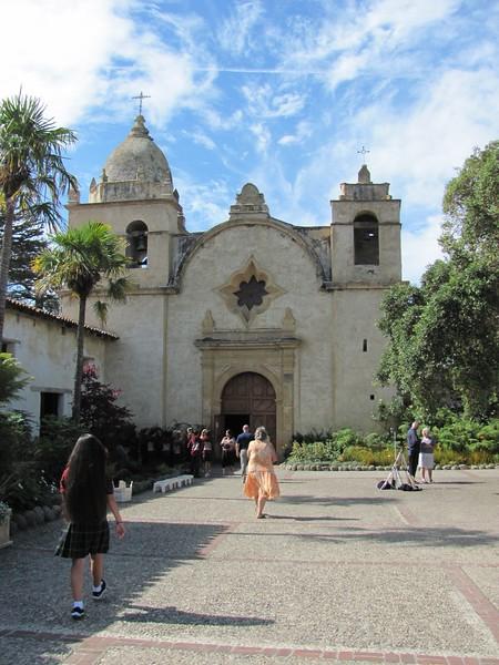 Carmel Mission Basilica Museum
